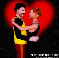 Young Harry Mudd In Love by STLegends
