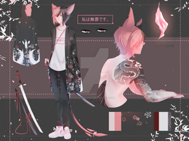 Adoptable auction [CLOSED] by k-a-t-s-u-n-e