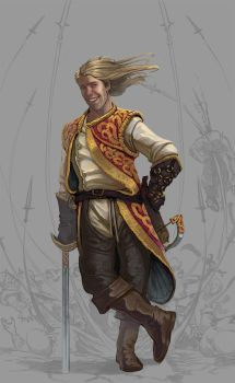 DND Voltaire by Stephen-0akley