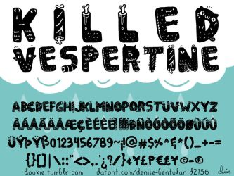 Killed Vespertine by deathmunkey