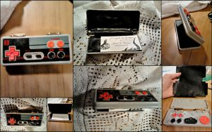 My new cardholder by petisa