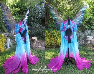 Tropic Fairy Progress by Firefly-Path