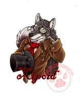 Xipoid Badge by lady-cybercat