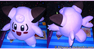 Clefairy Plush