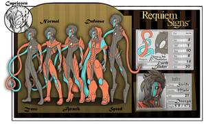 RS - Earth Leader 'Strife' Deoxys by Mindless-Corporation