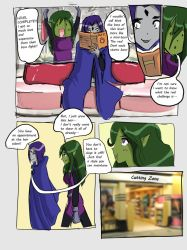 Beast Girl Ch2: Fresh Duds Pt4 by Unttin7