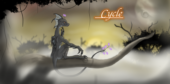 Cycle (Cover art) by predman1227