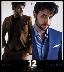 // PHOTOPACK 3806 - JACK FALAHEE // by censurephotopacks