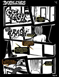 Darklings - Issue 4, Page 33 by RavynSoul