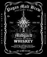 Pagan Malt Brew collab by thurisaz