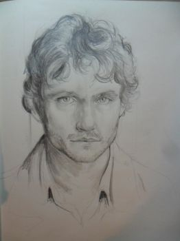Hugh Dancy by Velbette