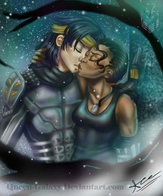 Takeda X Jacqui by Queen-Galaxy