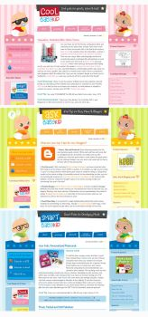 Baby Kid Blogs by arwenita
