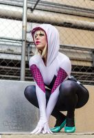 Spider-Gwen by nadyasonika