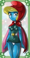 Smurfette Poses 29 by XJKenny