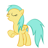 Raindrops MLP:FiM The great and powerful Raindrops by Alecza1234