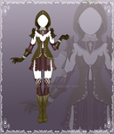 [Close] Adoptable Outfit Auction 23 by Kolmoys