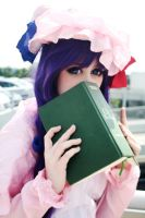 Patchouli Knowledge by Chiyuhime