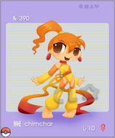 Chi-Chan the Chimchar