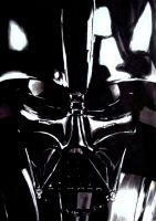 darth vader star wars by FDupain