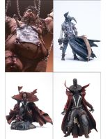 McFarlane Toy Roughs 02 by dankatcher