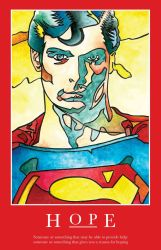 Hope 2017 (Christopher Reeve Superman) by tbeistel