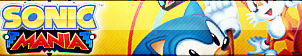 Sonic Mania Fan Button by TBalazs2000