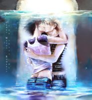 Underwater Romance .BL. by sakimichan
