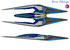 Eleanor space carrier by bagera3005