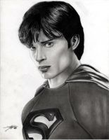 Welling Superman by DMThompson