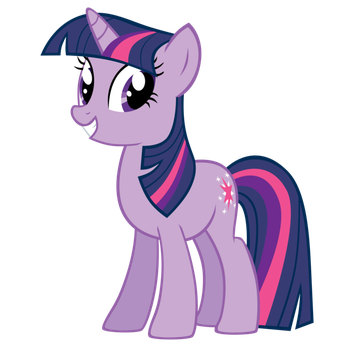 twilight sparkle by lilac2012