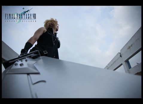 Final Fantasy 7- A.C. Cloud by Bakasteam