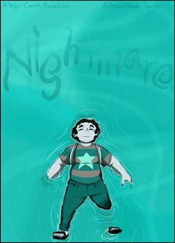 Steven's Tale-Nightmare P1 by Arteses-Canvas