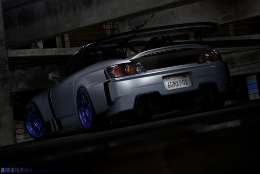 honda s2k by thedesign05