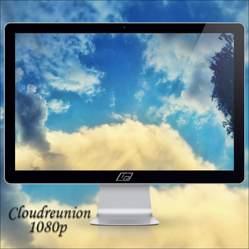 Cloudreunion - Wallpaper by TBoYT