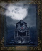 Ghost Train by Rachelevans1013