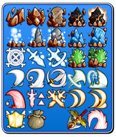 EBF5: Matt Skill Icons by KupoGames