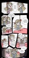 Don't Starve: Wendy and Abigail (1) by SRealms