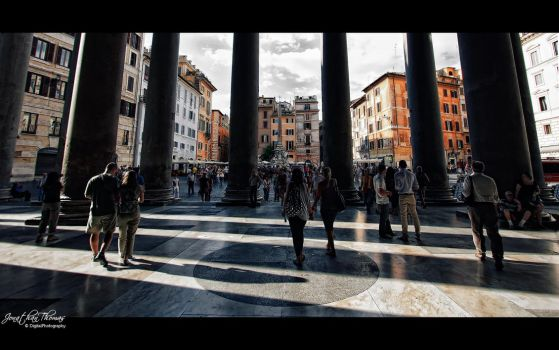 Shadows of the Pantheon by JonnyGoodboy