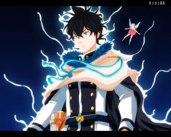 Yuno Black Clover Chapter 109 by kisi86
