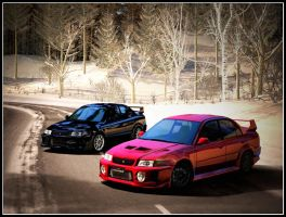 Evo Bro's by SwissLegend