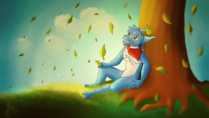 Change of seasons by Steve-the-Lucario