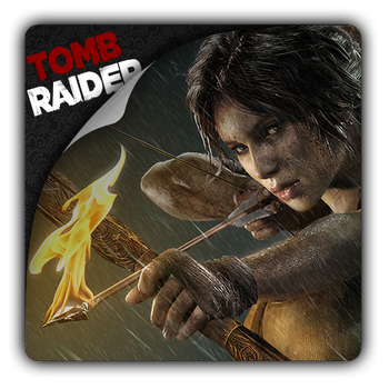 Tomb Raider Icon Special Edition by ZeroDs111