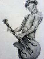 Tim Armstrong by Louisa911