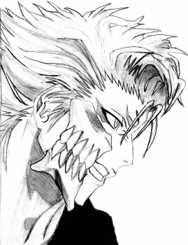 Grimmjow by Tasey