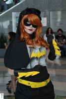 Babs G a bit closer by The-Dude-L-Bug