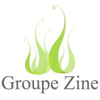 proposals for groupe zine logo by helfspawn