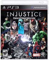 Injustice: Fate of Two Worlds (Marvel VS DC) by frogsplash45