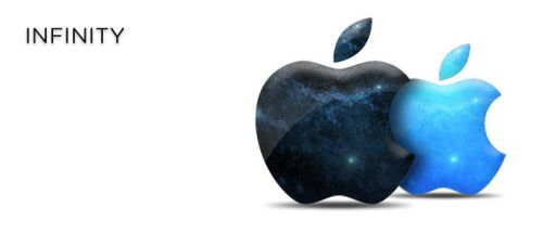 Apple Infinity by Stratification