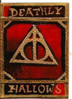 Harry Potter Deathly Hallows by mintdawn